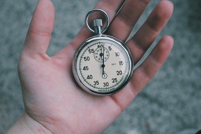 Don't Let Time Manage You